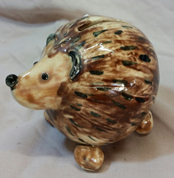 Hedgehog money bank