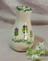 Thistle pottery